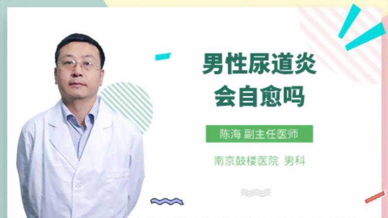 男性尿道炎會自愈嗎
